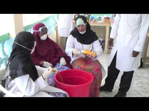 FAO Innovation Series Part I: Making soap from camel bones