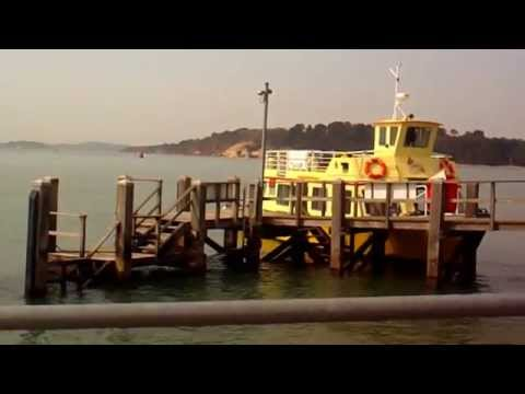 Our trip to Poole, Sandbanks and Brownsea Island 30th March 2014,  Part One