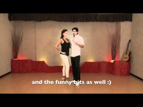 Learn to Dance Bachata Moderna VOL 4 & 5