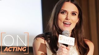 Keira Knightley on Pirates of the Caribbean and Filming Without a Script | In Conversation