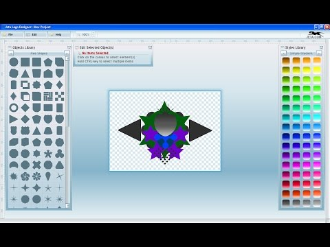 How to download and install Jeta logo designer.{ The best free logo designing software}