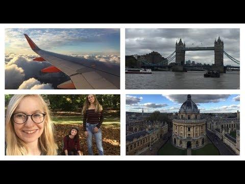 LONDON & OXFORD TRIP | Vlog 82 | AFKE ELISE