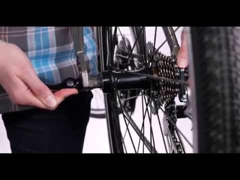 Rear Wheel Removal & Install with Quick Release
