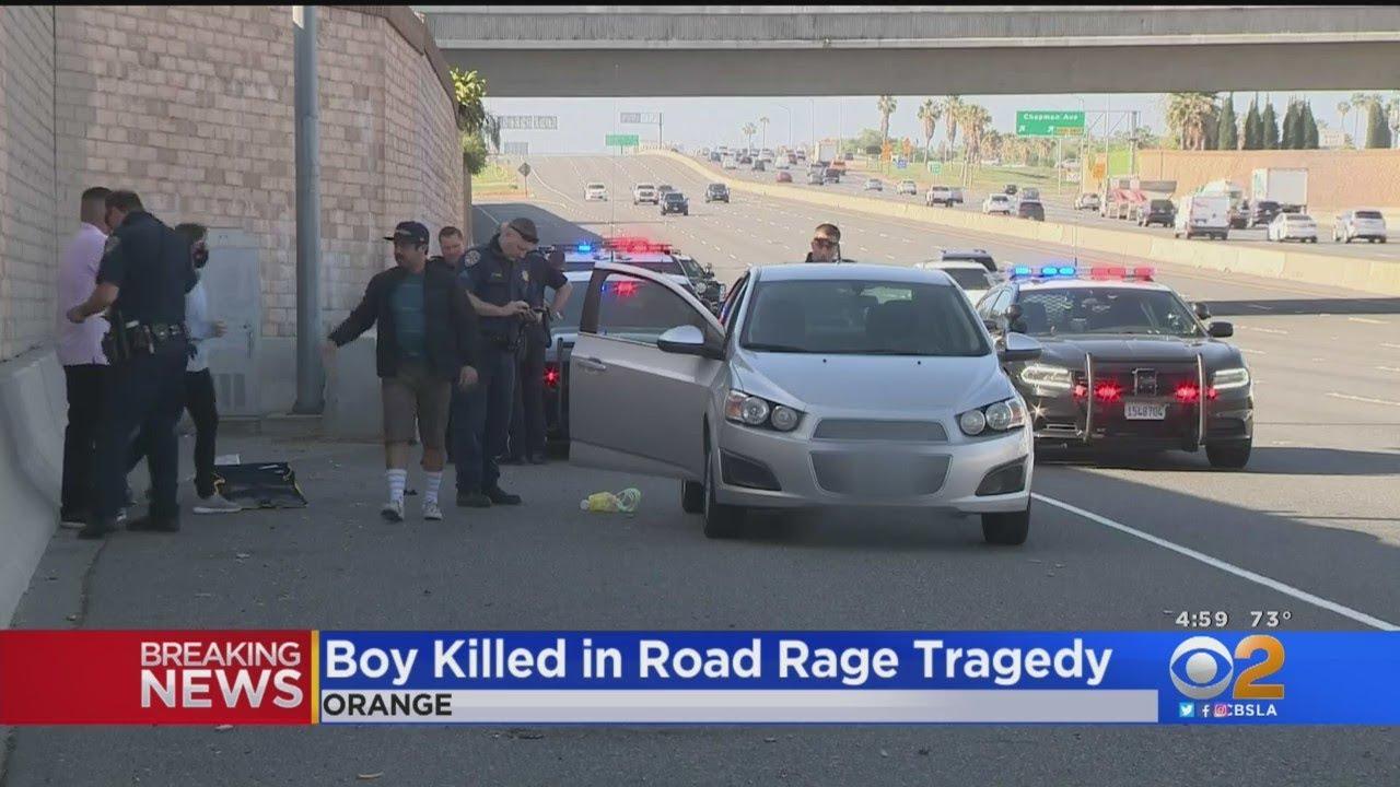 6-Year-Old Costa Mesa Boy Dies In Road Rage Shooting On 55 Freeway In City Of Orange