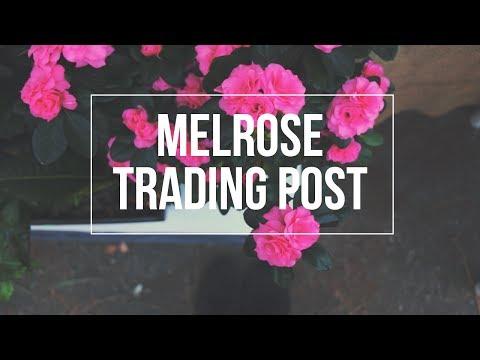 Flea Market with Lewla (Melrose Trading Post)