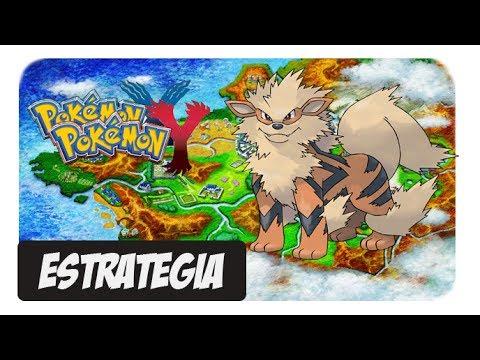 Pokemon X/Y: Arcanine [Estrategia]