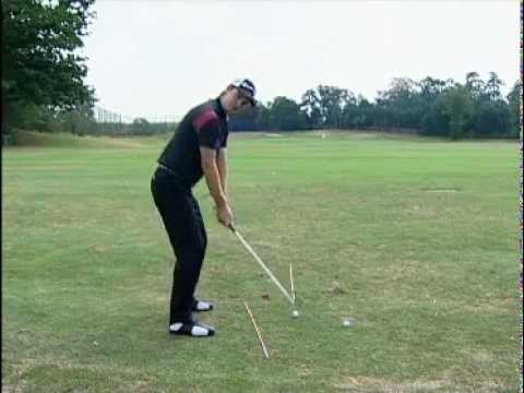 Hit Fades & Draws Tips From Justin Rose
