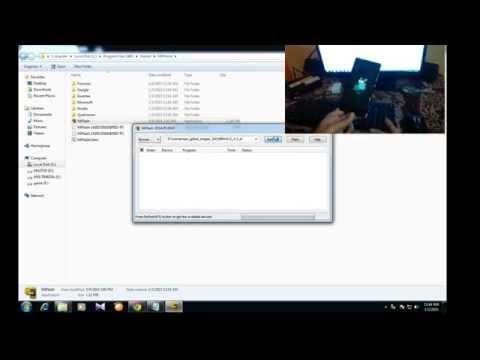how to flash redmi 1s using miflash