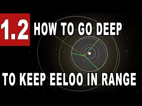 We need to go deeper! How to stay in touch with Eeloo - Kerbal Space Program 1.2