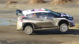 WRC Wales Rally GB 2017 Sweet Lamb part 1