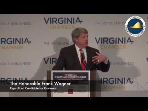 2016 Virginia Economic Summit - The Honorable Frank Wagner