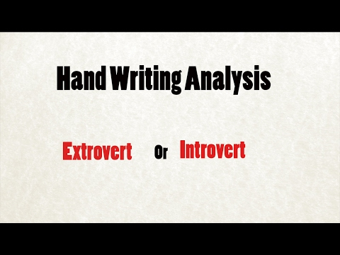 Handwriting Analysis : What Your Handwriting Says about You   Handwriting Personality