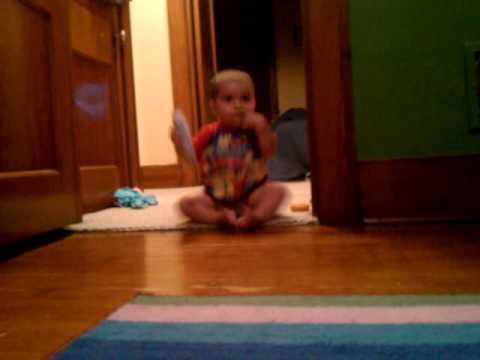 baby don't crawl