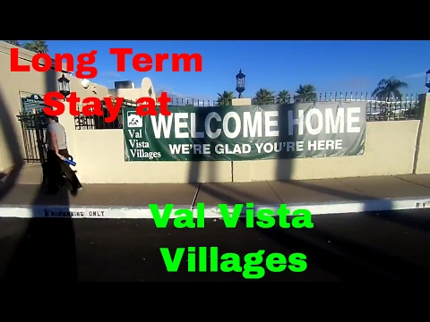 Long Term Stay Travel RN Val Vista Village AZ