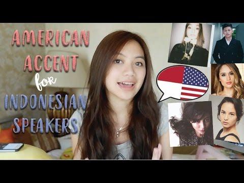 American Accent: Cara Berbahasa Inggris dengan Aksen Amerika [ENG SUB]