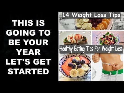 Weight Loss Tips (Healthy Eating Tips For Weight Loss) The Best Motivational & Weight Loss Video.