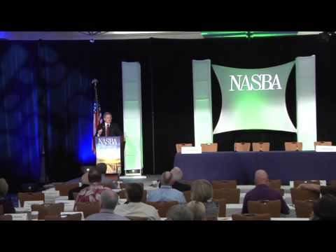 Annual Meeting Closing Comments (Donald H. Burkett, CPA)