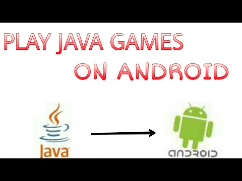 PLAY JAVA GAMES ON ANDROID WITHOUT ROOT
