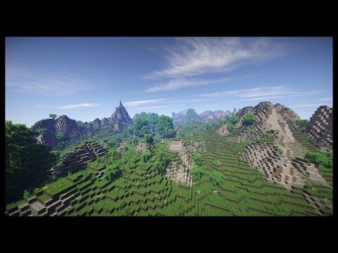 [English] How To Make Realistic Maps in Minecraft