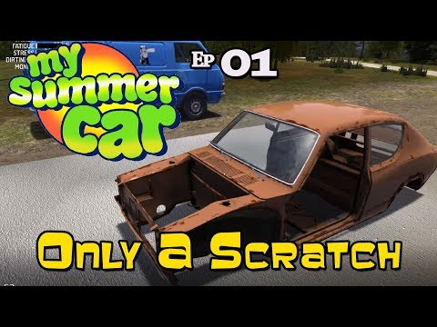 My Summer Car :: E1 :: Quite The Project :: Z One N Only