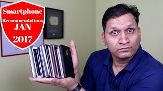 Smartphone Recommendation January 2017 | Sharmaji Technical