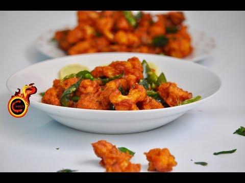 Restaurant Style Gobi 65 ||ഗോബി 65|| Perfect Tasty Crispy Cauliflower 65 || Gobi Fry Ep:354