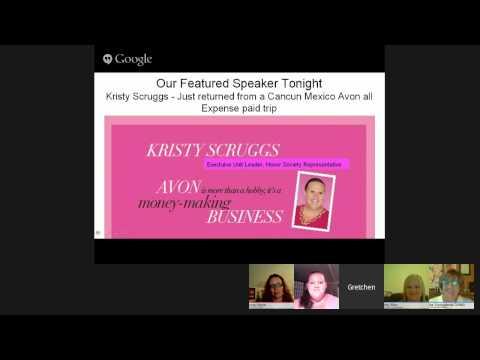 Avon Information with Testimonial