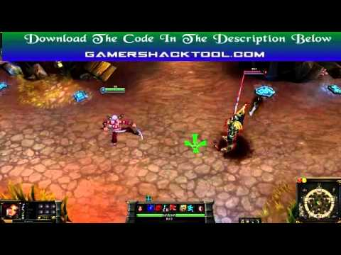 Free Sandstorm Katarina Skin Code   LOL Skin Code Download