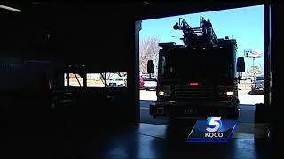 Central Oklahoma fire departments hit hard by flu