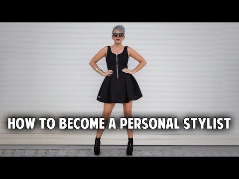 How to Become a Personal Stylist w/ Kelly Lundberg