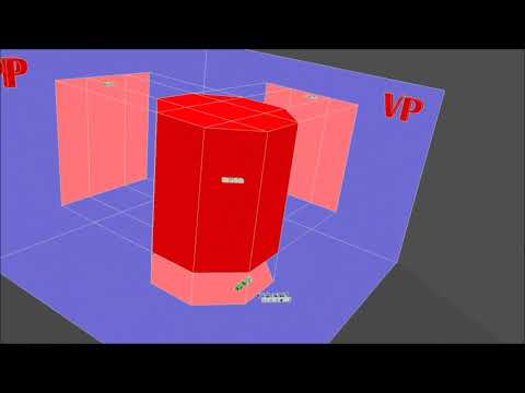 Octagonal prism animation