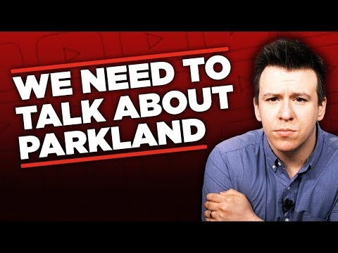 We Need To Talk About The Parkland Florida Shooting And Aftermath