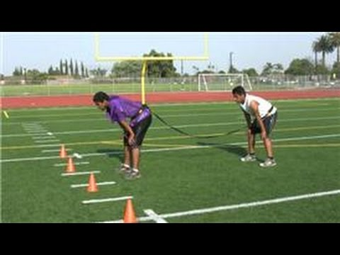 Football Skills : Drills That Promote Aggression in Football Players