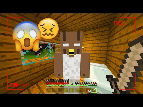 Trying to escape GRANNY in Minecraft.. (THIS MIGHT END BAD)