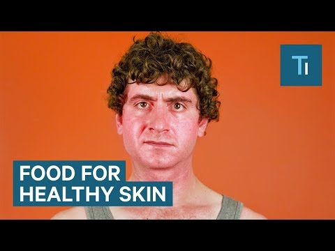 Foods And Drinks That Keep Your Skin Healthy