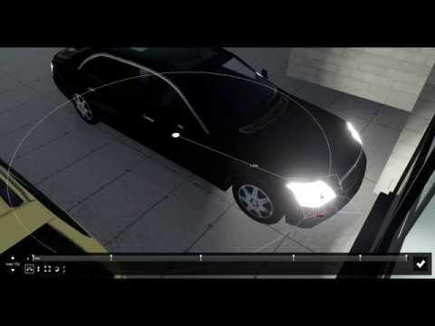 [ 3D Magic Tutorials ] - Lumion 5 - Lumion 6 - Car moving with light tutorial
