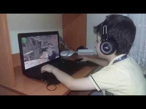 Babamın Bilgisayarında Counter strike 1.5 oynadım