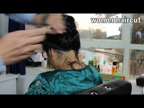 Bride Nape Shave Challenge (Part 7)