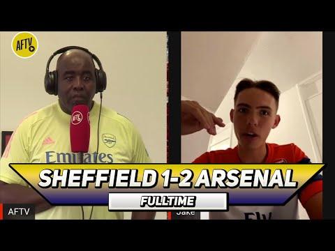 Sheffield Utd 1-2 Arsenal | Ceballos Dug Us Out of a Hole! (Jake)