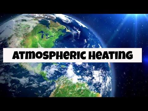 Atmospheric heating