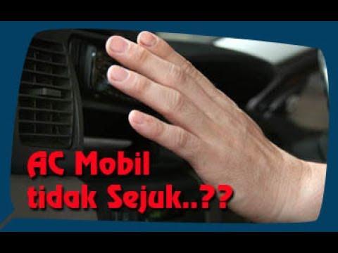 Cara Mengatasi AC Mobil yang tidak sejuk lagi ( bersihkan filter AC Mobil )