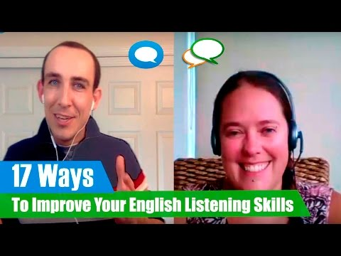 17 Ways to Improve Your English Listening Skills | Interview