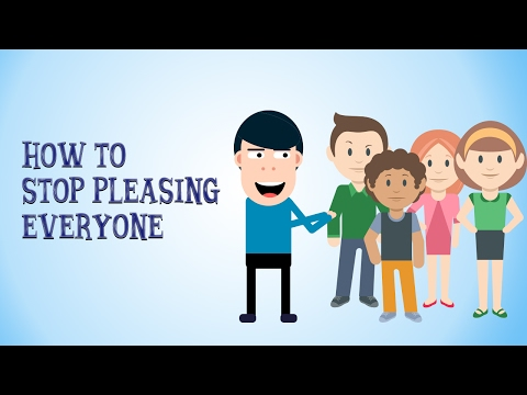 How to Stop Being a People Pleaser | People Pleasers and Relationships