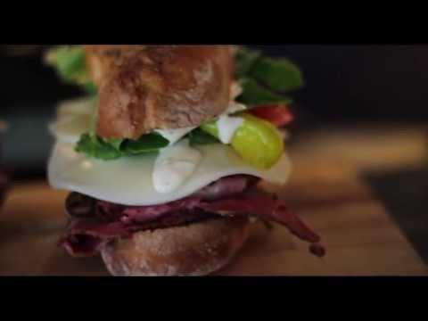 Joseph Leonard's Dagwood Sandwich | Greasy Spoons Week Special