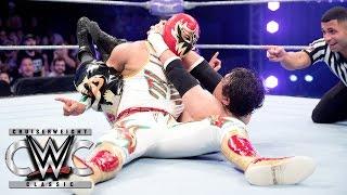 Gran Metalik vs. Tajiri - Second Round Match: Cruiserweight Classic, Aug. 10, 2016