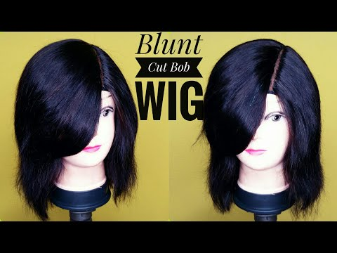 How To Make an Invisible Side Part wig (Very Detailed Tutorial for beginners )