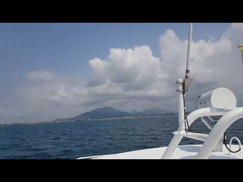Fast ferry samet island