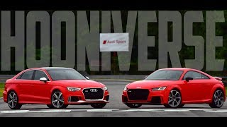 First Drive: 2018 Audi TT RS and 2018 Audi RS3