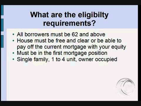 Dangers of Reverse Mortgages