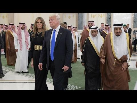 Xxx Mp4 حصاد اليوم الأول لزيارة ترامب للسعودية استقبال حافل وعقود بـ380 مليار دولار 3gp Sex